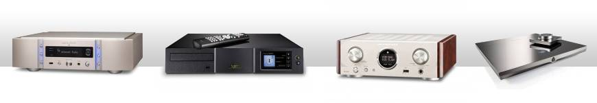 Streaming/DAC/CD/Tuner