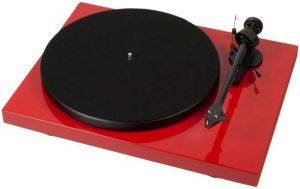 Pro Ject Debut Carbon DC 2M Red