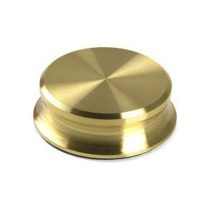 Pro-Ject Record Puck brass
