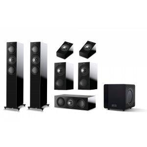 KEF R-Serie 7.1 Aktionsset mit Dolby Atmos